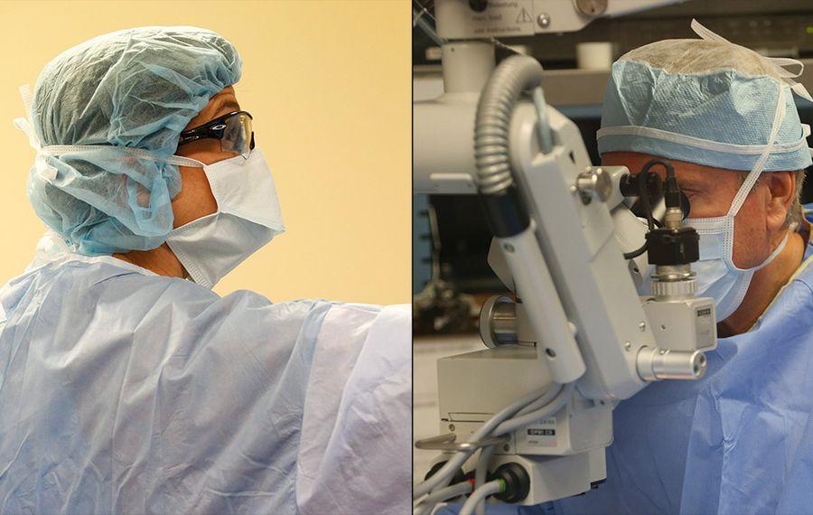 Buffalo doctors make case in debate: caps vs. bouffants ...