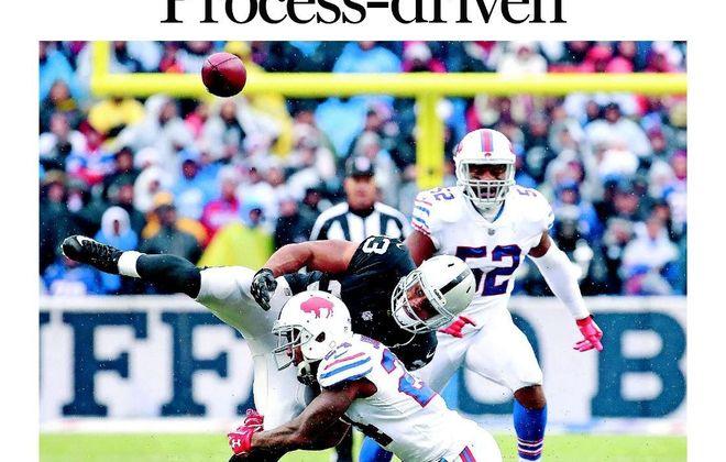 [BN] Blitz Week Eight: Bills 34, Raiders 14