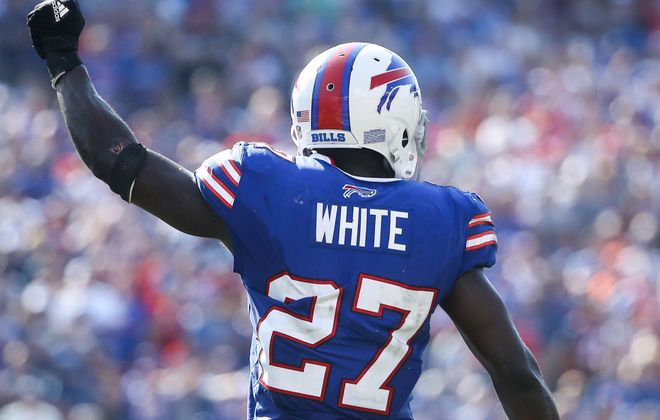 Tre'Davious White is one of the few healthy cornerbacks on the Bills' roster at the moment. (News file photo)
