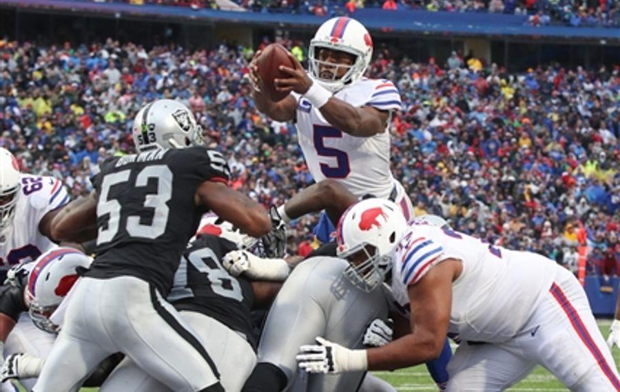 Bills 34, Raiders 14: Our Favorite Photos