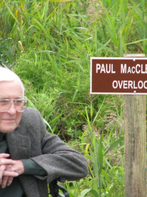 Paul H. MacClennan, 91, award-winning Buffalo News environmental writer