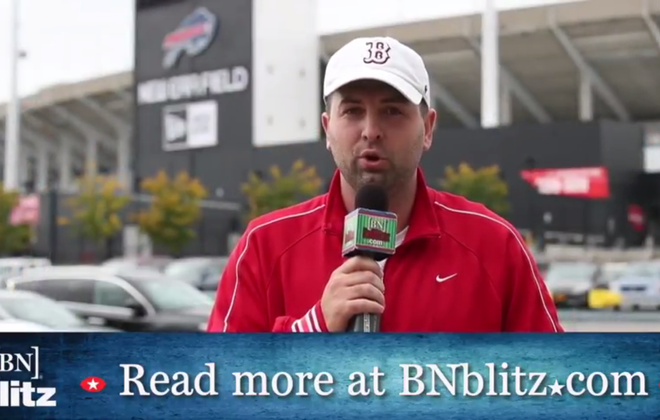 Watch: Our Team's Takeaway from Monday's Buffalo Bills practice