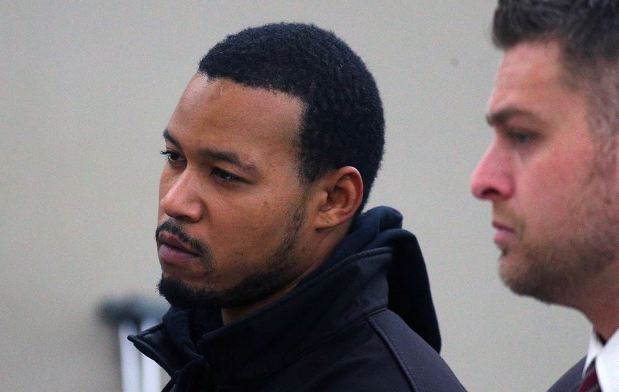 Jeremy Wright, 30, is accused of killing Saleem Merukeb, 37, during an altercation in Allentown on Nov. 3. (John Hickey/News file photo)
