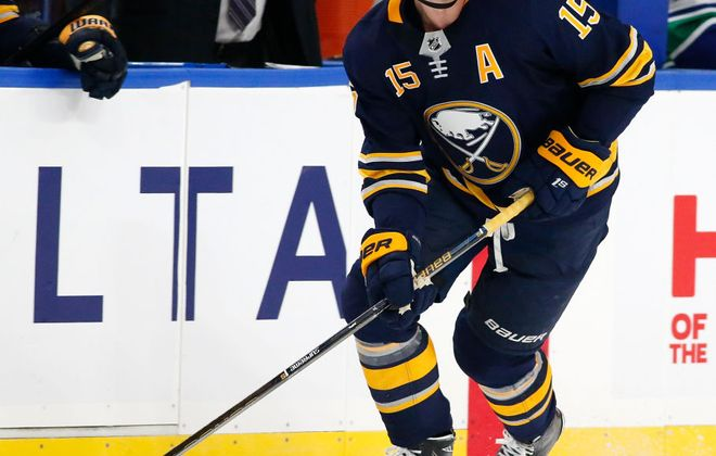 Jack Eichel's offensive funk continues (Getty Images).