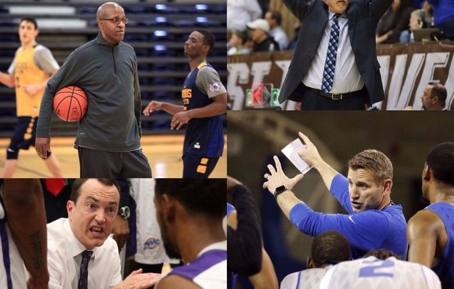 Big 4 hoops roundtable: The coaches speak out on the issues affecting college basketball
