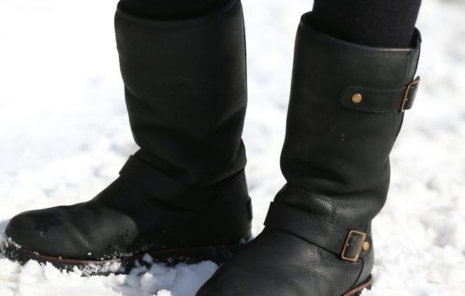 When pulling together your winter wardrobe, follow the recommended instructions for taking care of your boots and your boots will take care of you. (Sharon Cantillon / News file photo)
