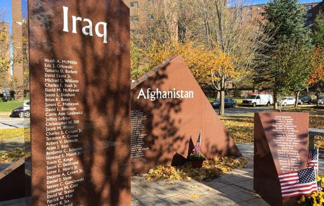 Remembering service members who died in Iraq, Afghanistan
