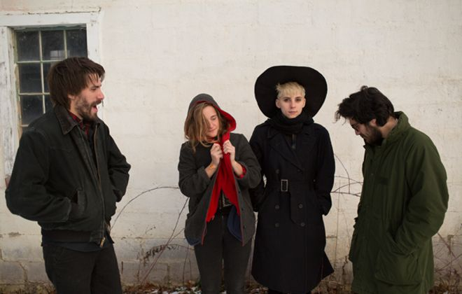 Ithaca indie band Izzy True returns to Buffalo for a show at Sugar City. (Don Giovanni Records)