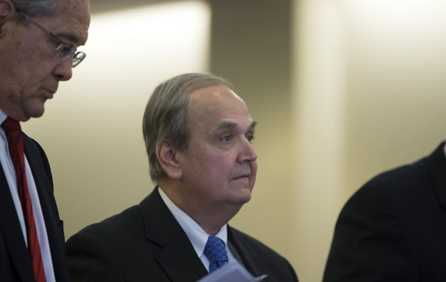 The trial of former state Sen. George D. Maziarz is scheduled to begin March 5.  (Mike Groll/Special to The Buffalo News)