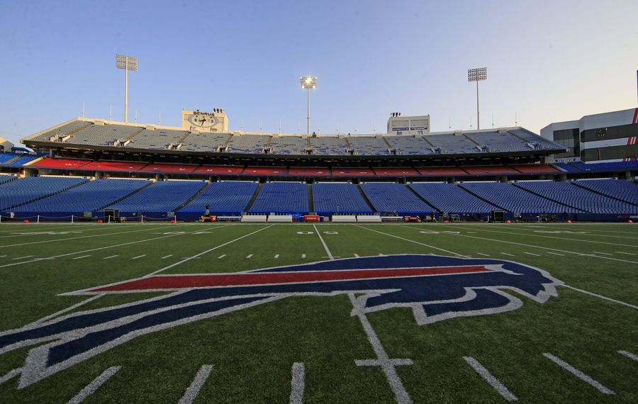 The Buffalo Bills will open the 2019 home portion of their schedule in Week Three against Cincinnati. (News file photo)