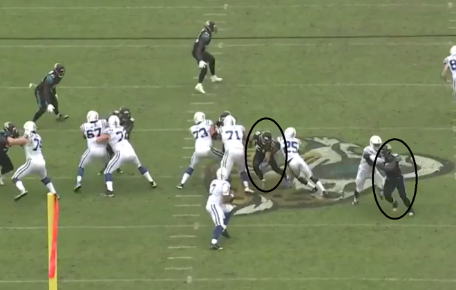 Mark Gaughan's Play to Watch: Colts' pass protection