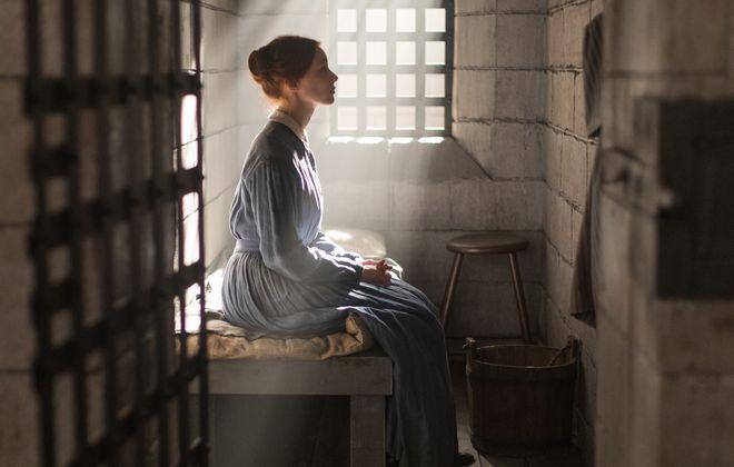 "Sarah Gadon stars in ""Alias Grace"" on Netflix. (Sabrina Lantos/Netflix)"