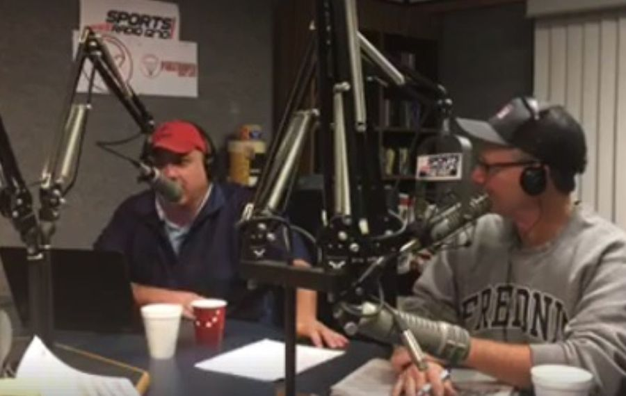 Today on 'The Bucky & Sully Show': Niagara coach Chris Casey, columnist Jim Donaldson
