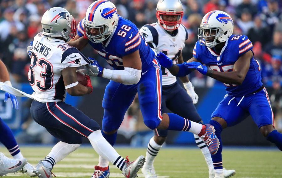 50% price save up to 80% great deals 2017 PFF Grades: Preston Brown's roller coaster season continues vs ...