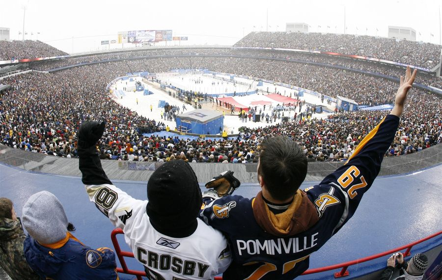 A look back at the 2008 Winter Classic