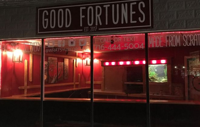 Owner of the Gourm-Asian Bistro truck is opening his own place. (Good Fortunes)