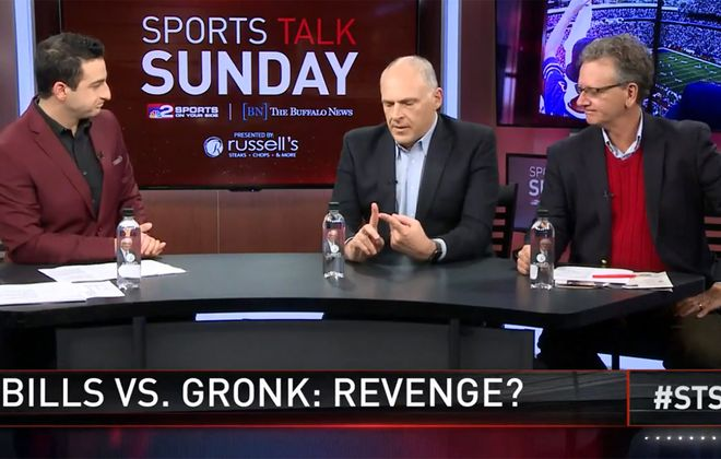 Sports Talk Sunday preview: Do the Bills feel like a playoff team, and is revenge on their minds?
