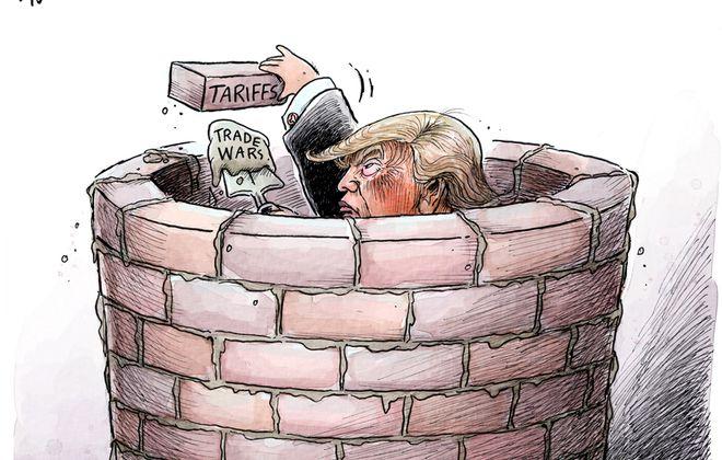 Tariffs: March 7, 2018