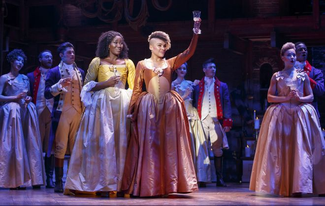 "The national tour of Lin-Manuel Miranda's hit musical ""Hamilton"" is the highlight of Shea's Performing Arts Center's 2018-19 season."