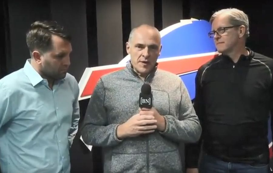 Watch: Bills reporters discuss the Bills free agency moves