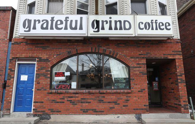Grateful Grind was at 3225 Main St. (Sharon Cantillon/Buffalo News)