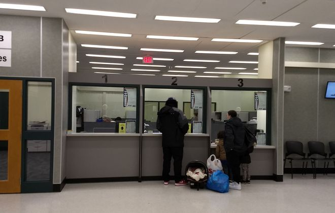 Most people who apply for Social Services benefits qualify for them, but Erie County finds many who don't. (Sandra Tan/Buffalo News)