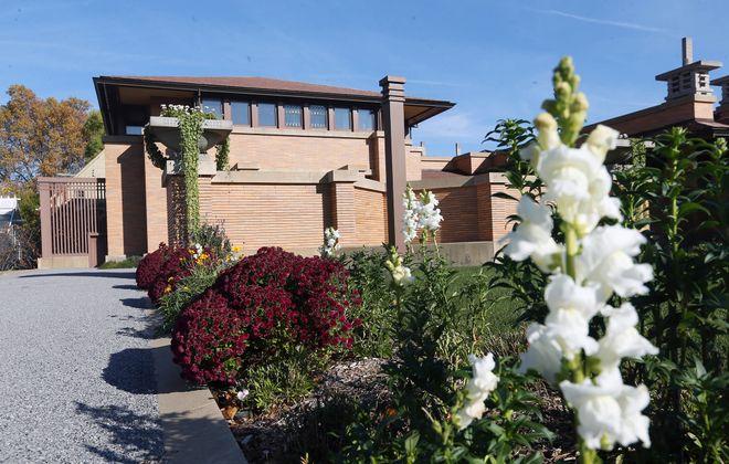 Darwin D. Martin House (Sharon Cantillon)