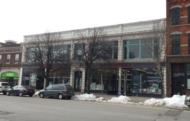 Hyatt's All Things Creative on Main Street moved to North Buffalo. (Karen Robinson/Buffalo News)