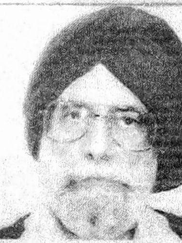 ARORA, Ajit Singh