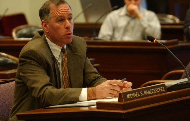 State Sen. Michael H. Ranzenhofer has introduced a bill to cap severance payments to public authority employees at 10 weeks. (File photo/The Buffalo News)