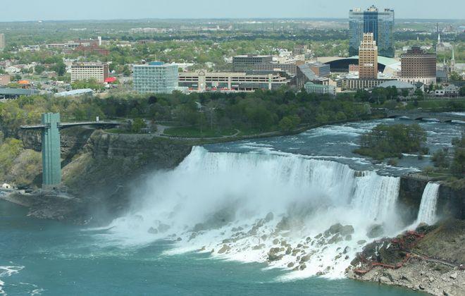 Niagara Falls. (News file photo)