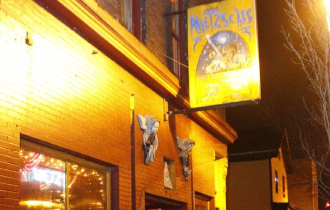 Nietzsche's, 248 Allen St. (John Hickey/Buffalo News)
