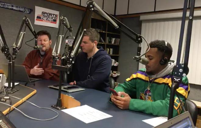 Tim Graham Show: Best/worst Bills draft picks, new stadium chatter, O.J.'s take on Sam Darnold