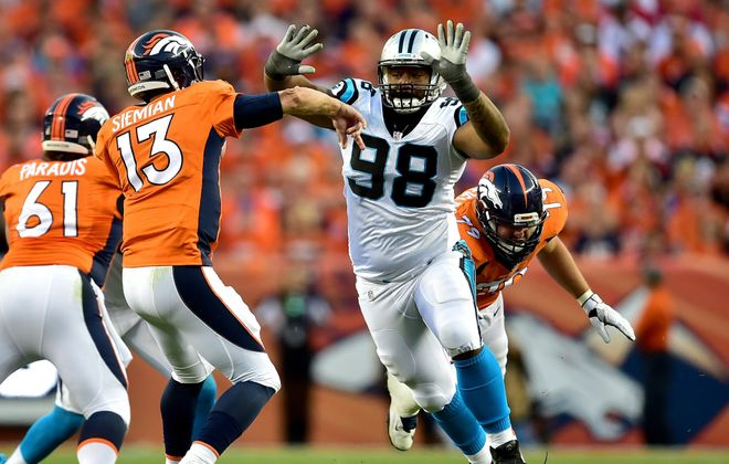 The Bills have addressed an issue on the defensive line with the addition of Star Lotulelei. (Getty Images)