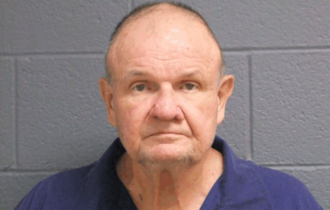 Former Catholic priest James Rapp, who  once served in Lockport, N.Y., is serving a 20- to 40 -year prison term in a Michigan prison for sex crimes involving students he molested at a Catholic high school in Jackson, Mich. (Michigan Department of Corrections)