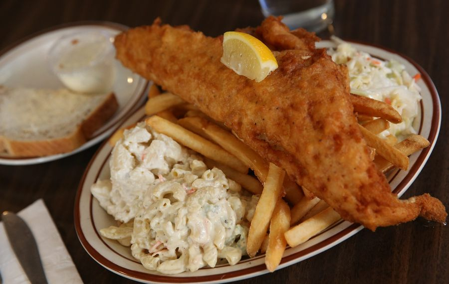 Wiechec's is among the area businesses and community organizations serving a fish fry during Lent. (Sharon Cantillon/Buffalo News file photo)