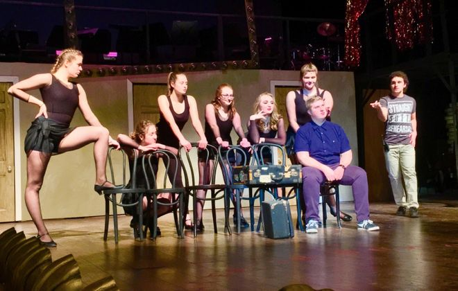 'Cabaret' teaches Clarence students lessons in history, politics