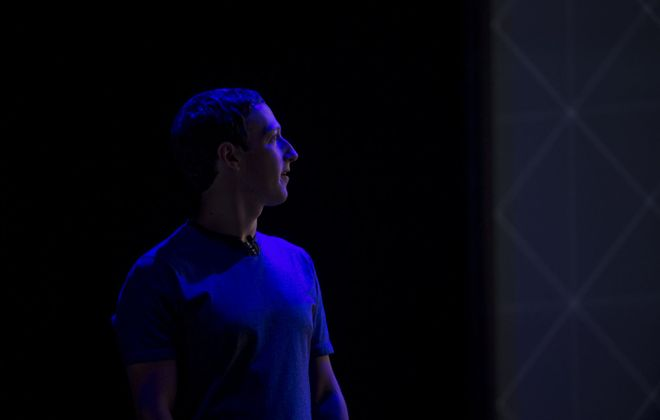 Facebook chief executive Mark Zuckerberg, shown above in 2016, has faced calls from lawmakers in the United States and Europe to personally explain how the data of tens of millions of the social media site's users reached Cambridge Analytica. (Bloomberg photo by David Paul Morris)