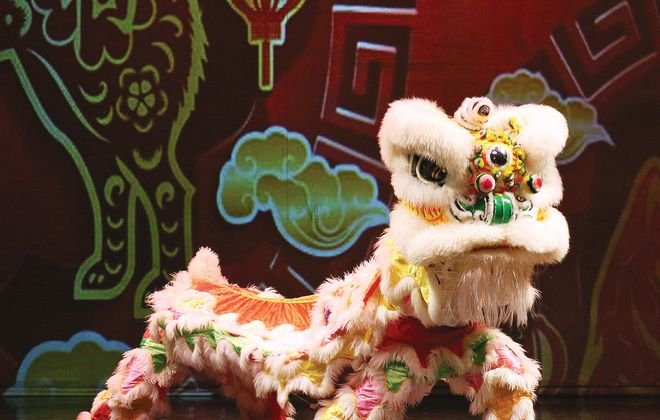 Chinese Club of Western New York makes sure everyone can take part in the New Year's fun