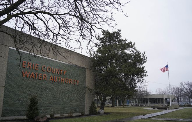 The Erie County Water Authority might not be such a patronage pit if public funding of campaigns was implemented to make county legislators more independent of party bosses. (Derek Gee/Buffalo News)
