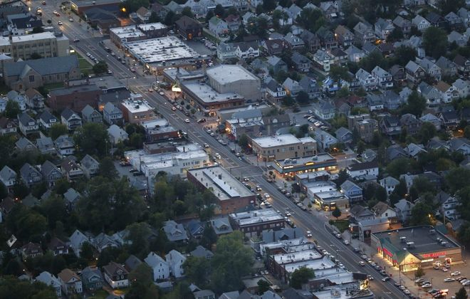 A new project is planned for Hertel Avenue in North Buffalo. (Derek Gee/Buffalo News)