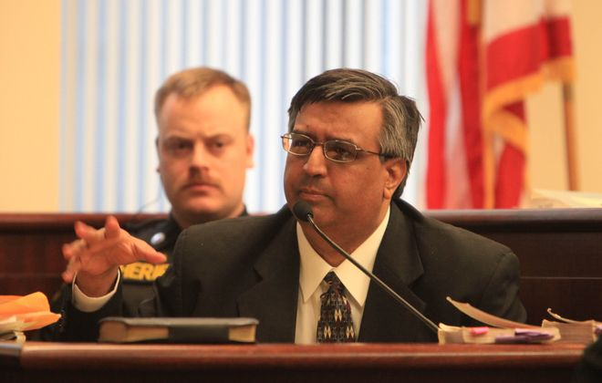 """Muzzammil """"Mo"""" Hassan took the stand in his own defense during his 2011 murder trial. He unsuccessfully appealed his conviction. (File photo by Sharon Cantillon / Buffalo News)"""