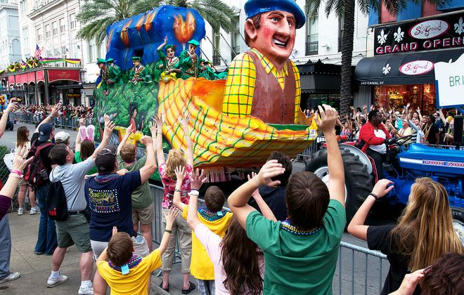 The Big Easy: New Orleans with kids