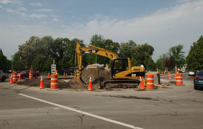 This will be a common sight through the summer in the City of Tonawanda. (News file photo)