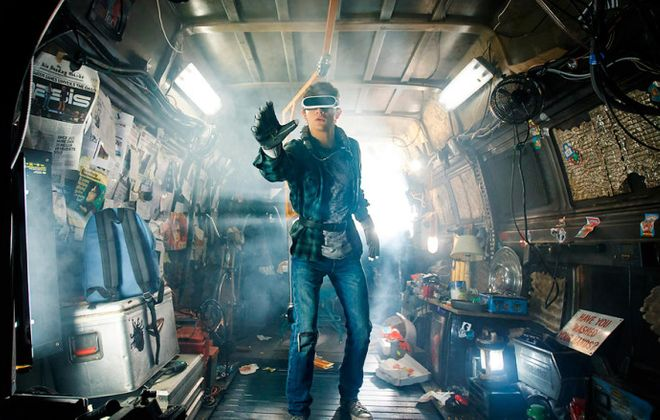 "Steven Spielberg's ""Ready Player One"" is a return to his ""brand"" for the filmmaker."