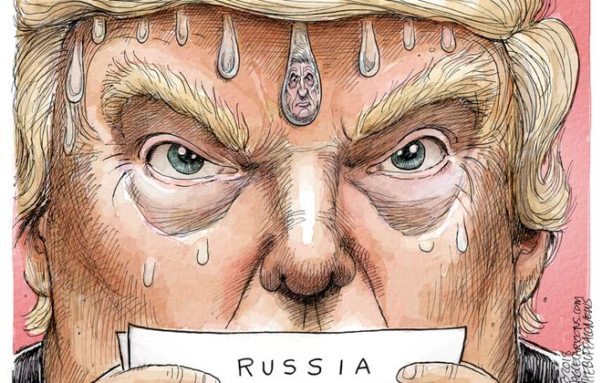 Mueller Probe: January 30, 2018