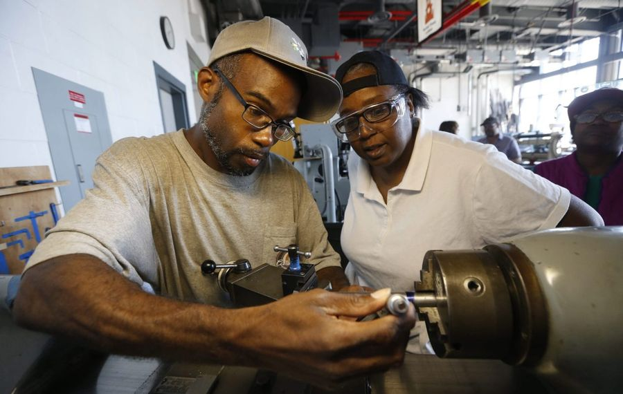 How to create more manufacturing workers
