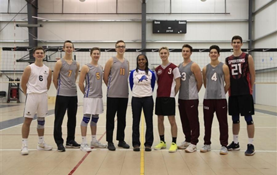All-WNY boys volleyball 2017