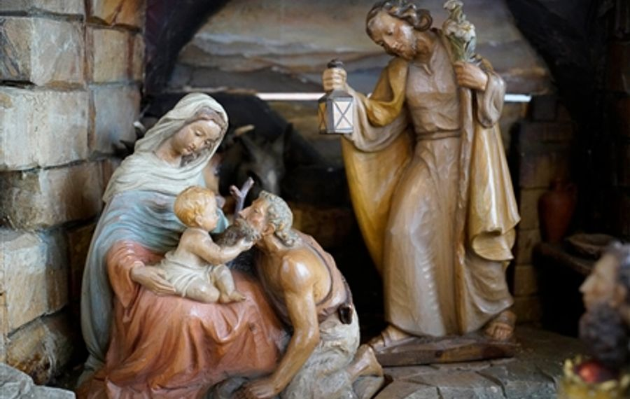 Nativity Scenes from Around the World