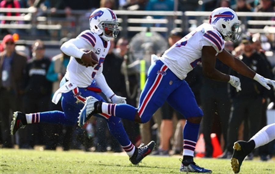 Jacksonville Jaguars, 10, Buffalo Bills 3